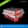 Pet/pla Clear Fruit Vegetables Container