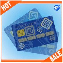 T5577 atmel card plastic smart pvc card maker