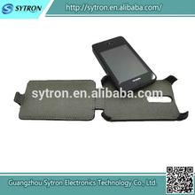 Flip case for Nokia Lumia 501, high quality mobile phone flip leather case