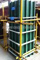 prefabricados formas de construção de sistema de colunas de concreto