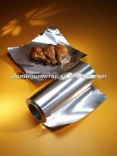 high quality food packaging aluminium foil