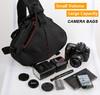 Professional Digital DSLR Nylon Shockproof Camera Bag