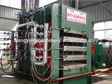Molded Door Hot Press/ Melamine Hot Press Machine/ Wooden Molded Door Pressing Machine