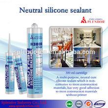 Silicone Sealant for rc boat catamaran hulls/ rebar adhesive silicone sealant supplier/ water based silicone sealant