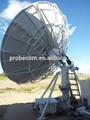 4.5m aluminium mesh satellite dish antenna