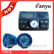 Jiangmen professional manufacturer anti-theft wholesale waterproof radio controlled motorcycle