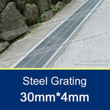 30x4mm Stainless Steel Grating For Floor Drain