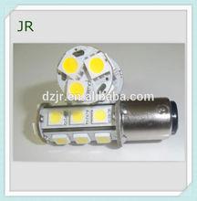 New products b15 car led tuning light smd5050 AC/DC12V