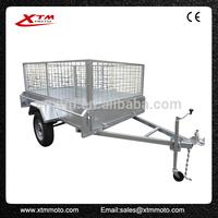 China manufacture parts fruehauf trailer