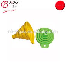 101228 food safe mini silicone funnel