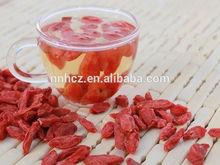 Goqi berries tea