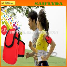 hot selling neoprene Smart phone sport armbags for iphone apple