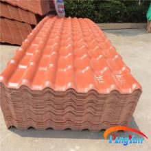 apvc roof tile/light weight spanish tile roof/roof tile manufacturer