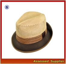 HX091/fedora hats wholesale/ top fashion fedora hats/ wool felt fedora