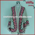 2015 Jahr Fabrik direkten kleidung damen voller mode fancy gestrickten poncho muster für frauen made in china