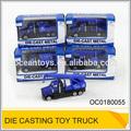 roda livre de metal fundido de construção de brinquedos do caminhão oc0180055