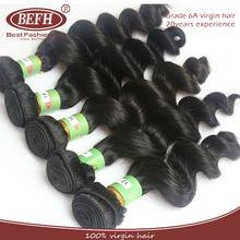 Top Qualite Grade 6A Virgin Cheveux Extensions Humains Bresilien Hair