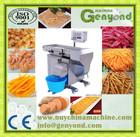 Sweet potato chips cutting machine/vegetable slicing and cutting machine