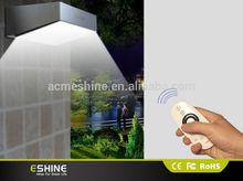 Eco-friendly Indoor / Outdoor Remote Control Solar Lights Decoration