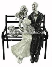 resin wedding gift cheap wedding stage decoration