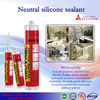 Silicone Sealant for rc boat catamaran hulls/ rebar adhesive silicone sealant supplier/ high temp silicone sealant