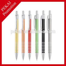 2015 promotion cheap ballpoint pen logo for promotional gift