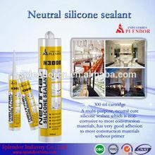 Silicone Sealant for rc boat catamaran hulls/ rebar adhesive silicone sealant supplier/ silicone roof sealant