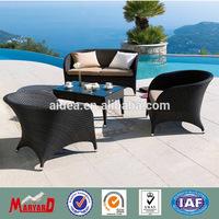 hd designs outdoor furniture+rattan sofa set
