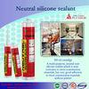 Silicone Sealant for rc boat catamaran hulls/ rebar adhesive silicone sealant supplier/ 280ml silicone sealant