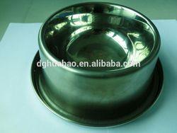 wholesale fashion design pop silicone melamine dog bowl