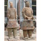 terracotta clay sculpture