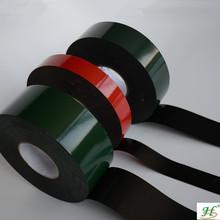 ISO9001 Black Adhesive Polyethylene Foam With Liner