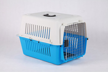 New Pet Air Cage Plastic Blue Color