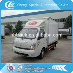 foton forland diesel van
