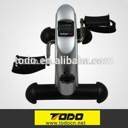 digital mini foldable pedal exerciser Mini bike with CE leg exercise for health