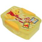 children cartoon food storage lunch box,custom lunch box,food grade plastic lunch box with two lock