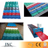 Alibaba wholesale building materials used color coated galvanized corrugated zinc roof Sheet prices from china manufacturer