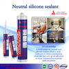Neutral Silicone Sealant/silicone sealant for kingspan panels/ roofing silicone sealant