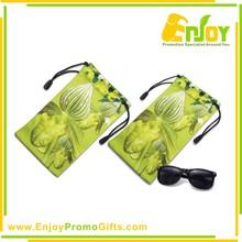 Bespoke Microfiber Sunglasses Pouch