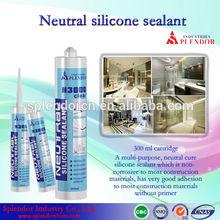 Neutral Silicone Sealant/silicone sealant for kingspan panels/ high temp silicone sealant
