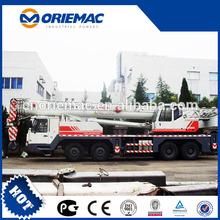 Zoomlion hydraulic telescopic boom mobile crane(QY55VF532)
