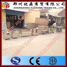 Best Selling Semi Automatic Potato Chips Machine