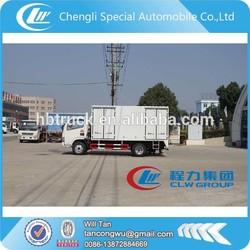 van truck body,used cargo van,cargo truck box body