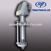 40mm discharge vertical semi-submersible slurry pump
