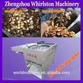 Máquina de descasque de madeira de nogueira com capacidade de 400-650 kg/h