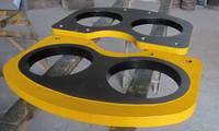 Trailer Concrete Pump IHI Spare Parts for Concrete Pump