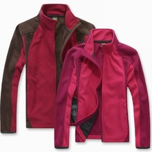 men's women's outdoor winter fleece country jackets wear