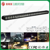 240w offroad light bar, 39'' 12v IP67 6000K cree 4X4 mining vehicle 240w offroad light bar