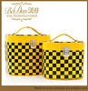 Popular Design Two-Piece PU Cosmetic Set Case For Wholesale China