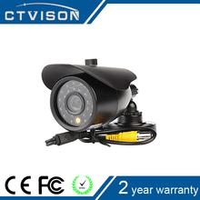 "1/3"" CMOS 3.6mm lens 700TV Line Outdoor Bullet Home Security cctv camera ir housing"